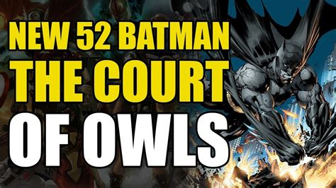 Komik Batman Vol 1 The Court Of Owls Paperback Dc Comics the court of owls new 52 batman vol 1 the court of owls
