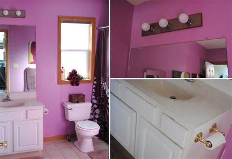 ugly bathroom makeover master bathroom makeover part 2 jenna burger