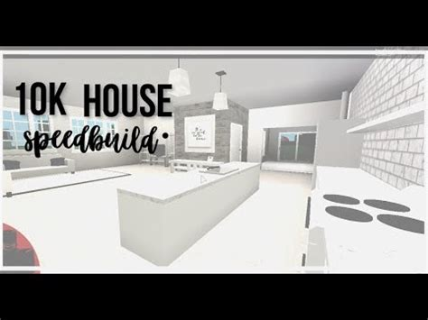 home 10k roblox bloxburg 10k house