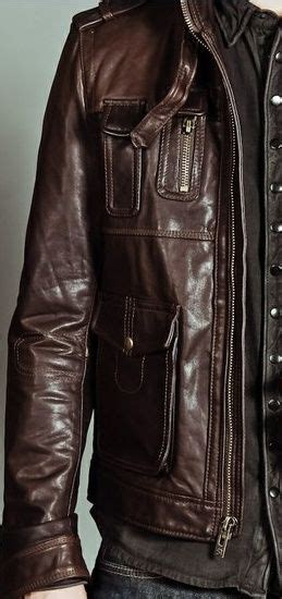 Jaket Kulit Varsity Brown 17 best ideas about leather jackets for on