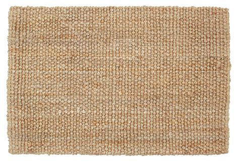 chunky jute rug area rugs from one