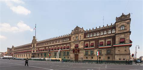 Ac National 2 Pk palais national mexico wikip 233 dia