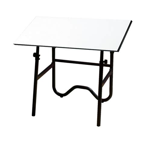 Alvin 30 Quot X 42 Quot Onyx Drafting Table Base Color Black Or Black Drafting Table