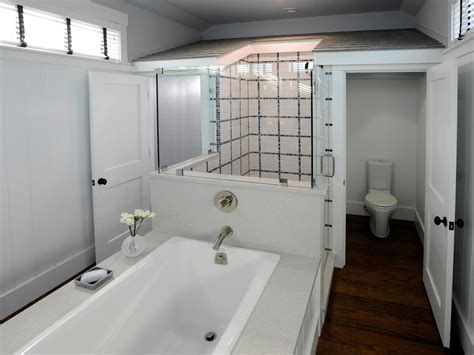 Bathroom With Tub And Shower Bathroom Shower Designs Bathroom Design Choose Floor Plan Bath Remodeling Materials Hgtv