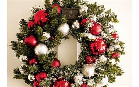 cheap easy christmas wreath sorry pottery barn our