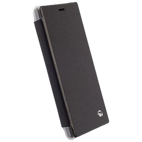 Flipcover Ume Sony Experia M2 krusell boden sony xperia m2 flipcover black