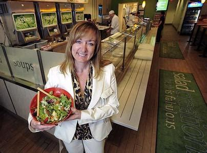 Fran Stewart Mba by Salad Creations Canada Is This Mcsalad Bar An
