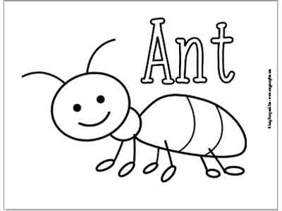 little bugs coloring pages for kids easy peasy and fun