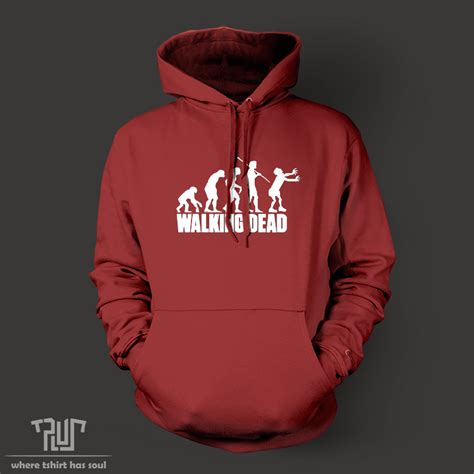 Hoodie The Walking Dead 2 the walking dead evolution hoodie