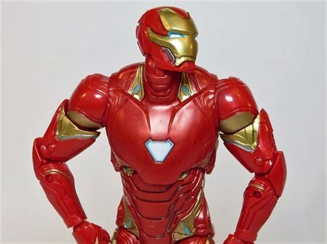 iron man dom iron man avengers infinity war marvel legends action