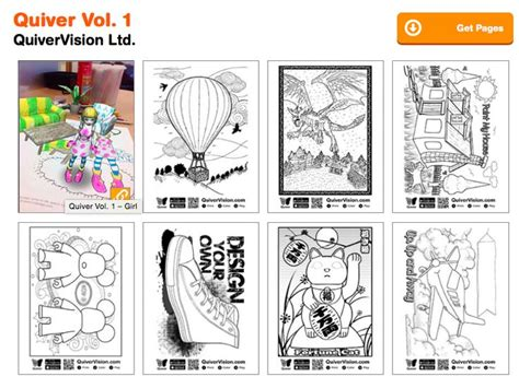 14 best images about augmented reality coloring sheets on