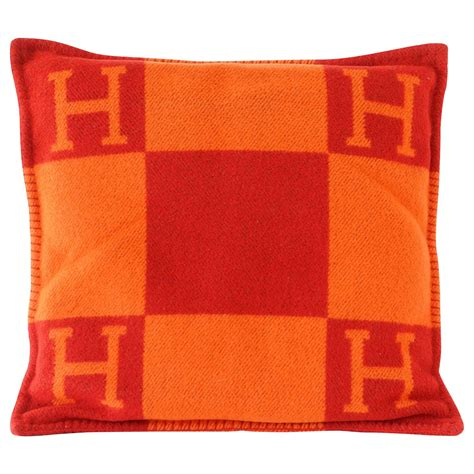 Hermes Pillows For Sale hermes pillow gm avalon limited edition orange and
