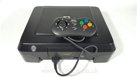 neo console neo geo cd snk arcade cd console system 8bitplus