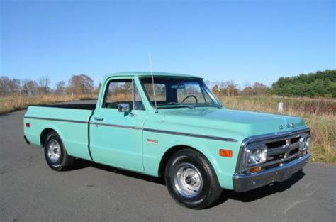 69 gmc truck for sale chion automotive inc 1969 gmc bed for sale