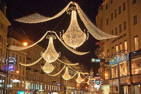 Christmas Decoration Vienna Holliday Decorations Vienna Lights