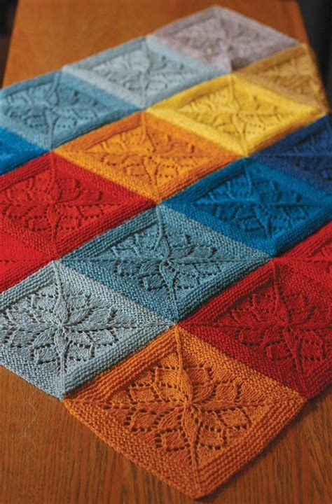 pattern knitting blanket squares 1445 best knitting and crocheting images on pinterest