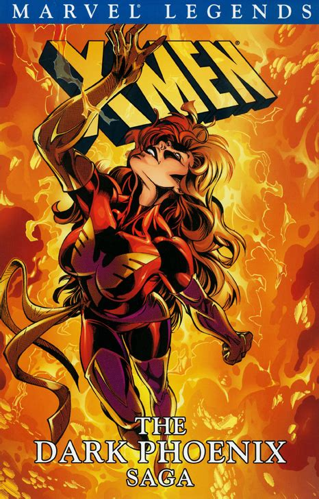 x men dark phoenix saga 0785164219 i read the things the dark phoenix saga