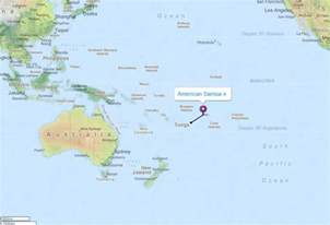 Samoa World Map by Map Of American Samoa Pictures To Pin On Pinterest