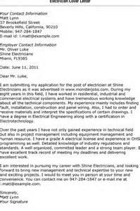 application letter format apprentice, All College