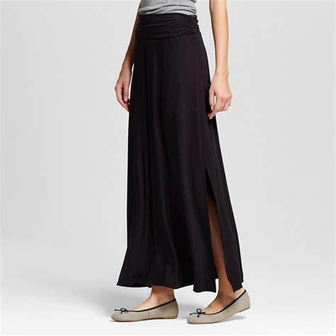 s maxi skirt merona target