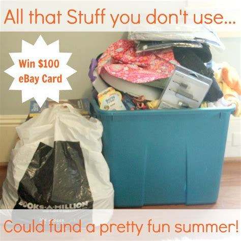 Where Can I Get A Ebay Gift Card - fund your summer fun and win a 100 ebay gift card that s vandy