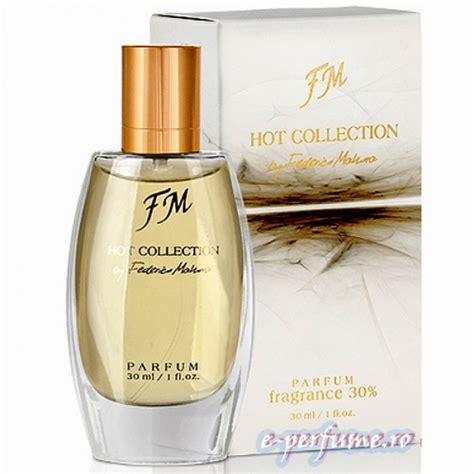 Parfum Federico Mahora Fm 80 Manis For parfum mexx fm 98h collection