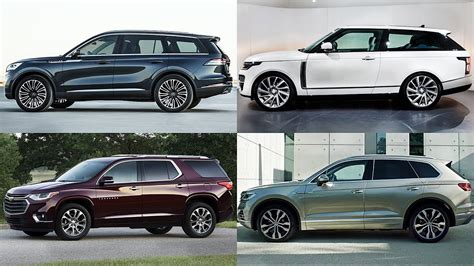 what is the best suv top 7 new best suv 2019