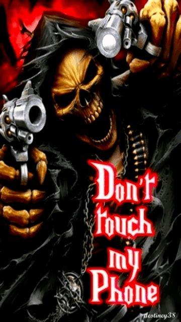 Dont Touch My Phone Live Wallpaper by Dont Touch My Phone Quotes Quotesgram