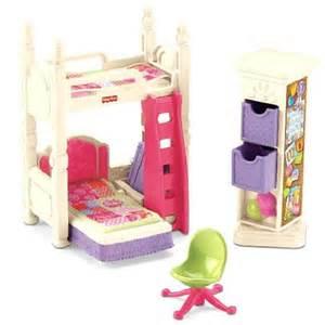 fisher price loving family kids bedroom fisher price loving family dollhouse furniture set kid s