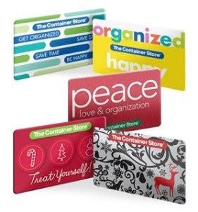 Container Store Gift Card - container store gift card deal my frugal adventures