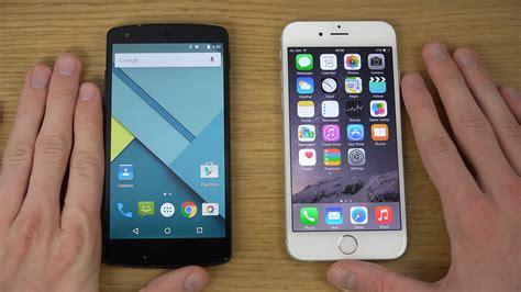 android 50 lollipop vs ios 8 lollipop gets less app android lollipop 5 0 ios 8