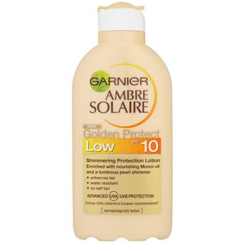 Pelembab Garnier White Spf 21 garnier ambre solaire golden protect milk spf10 200ml free shipping lookfantastic