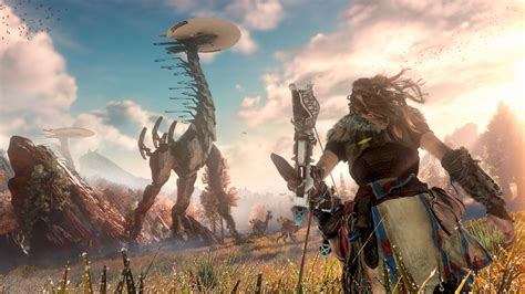 2017 horizon zero dawn 4k wallpaper free 4k wallpaper