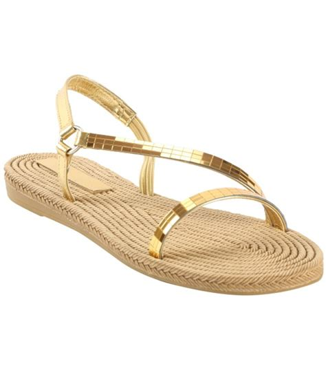 comfortable gold shoes zachho comfortable gold sandals price in india buy zachho