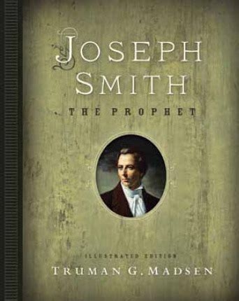 joseph smith the prophet books joseph smith the prophet illustrated edition deseret book