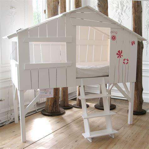 treehouse loft bed kids playhouse beds from mathy by bols loft treehouse