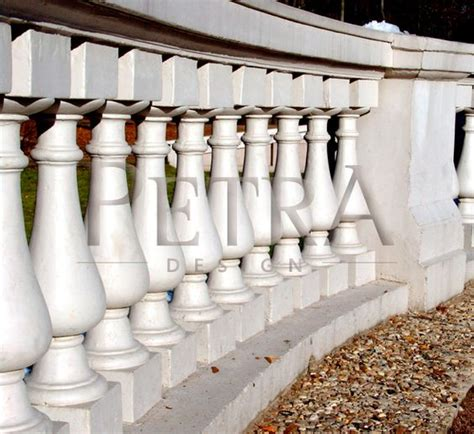 Concrete Balustrade Railing Balustrades Exterior Architectural Cast