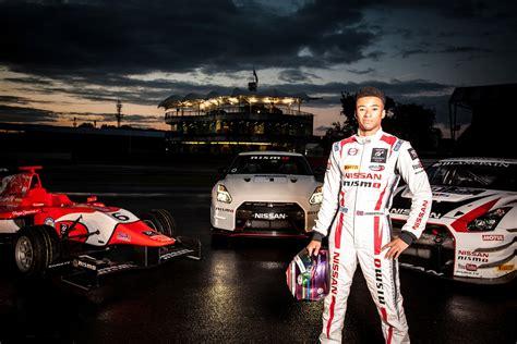 racing driver car games car gamer joins prestigious british racing