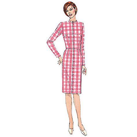 dress pattern john lewis buy vogue women s dress sewing pattern 1004 john lewis