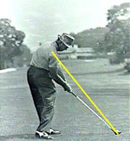 sam snead golf swing tiger woods putting is effected by the yips