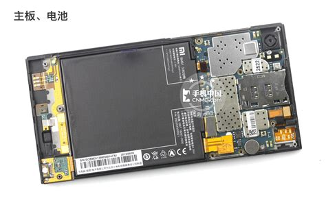 Hp Xiaomi Mi3 Second xiaomi mi3 disassembly myfixguide
