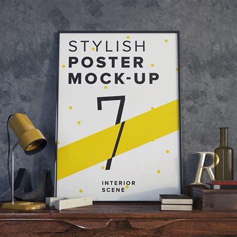 graphicburger flyer mockup posters mock up vol 1 on behance