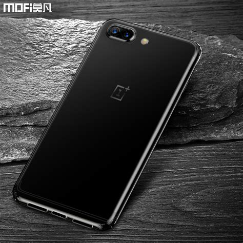 Oneplus 5 Imak Clear Back Casing Cover oneplus 5 one plus 5 silicone cover oneplus five tpu back transparent clear cover