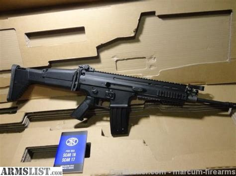 Letter For Machine Gun Armslist For Sale Scar 16 Post Sle Machine Gun 223 New 5 56x45 Mm New In Box