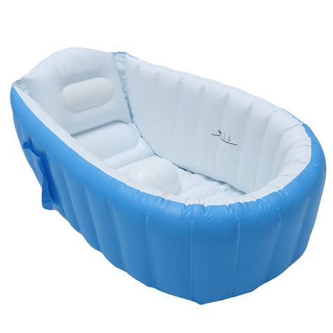 inflatable bathtubs for adults 4 sizes adult child spa pvc folding portable bathtub