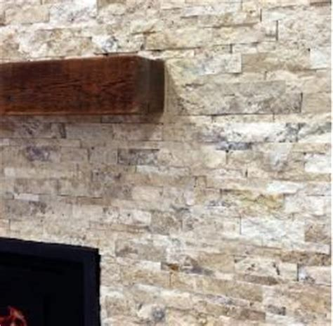 beachwalk slate ledgestone fireplace for the home
