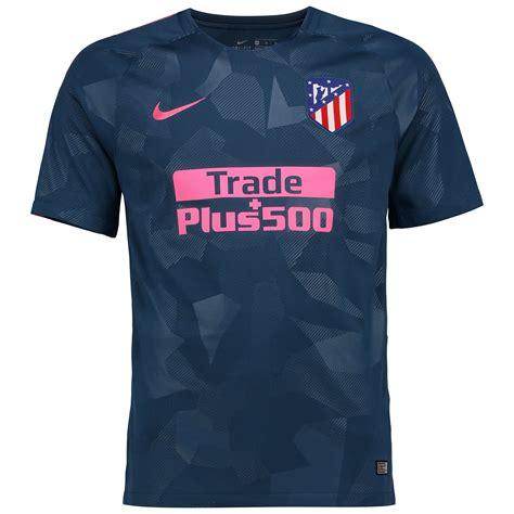 Celana Atletico Madrid 3rd 17 18 atletico madrid 17 18 nike third kit 17 18 kits football shirt