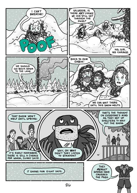 donner dinner using graphic novels in education nathan hale s hazardous