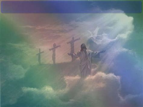 jesus powerpoint templates jesus clouds ppt backgrounds jesus clouds powerpoint