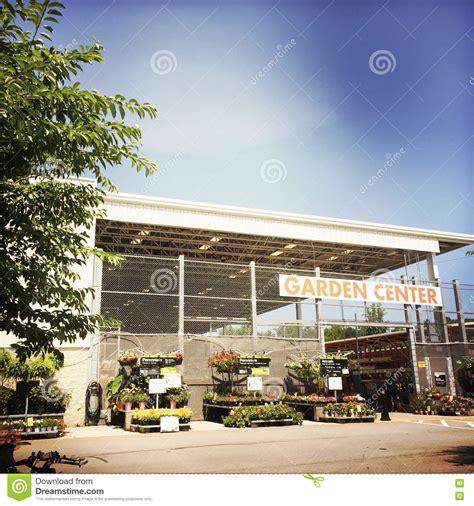 home depot garden center editorial photography image